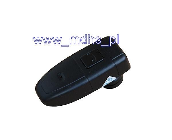 Mini kamera dyktafon podsłuch aparat ukryta w SŁUCHAWCE 4 GB